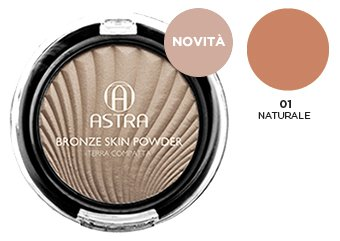 ASTRA Terra compatta 01 naturale* - Cosmetici