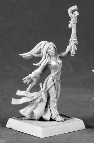 Seoni Female Sorceress Pathfinder Series Miniatures