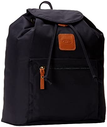 Bric's Luggage X-Bag Back Pack, Navy, One Size