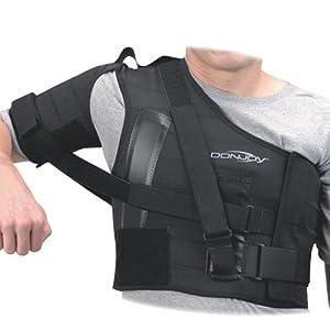 DonJoy Shoulder Stabilizer Brace (Large - Left) by Donjoy