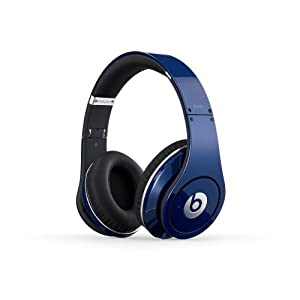 Beats by Dr. Dre Studio Over Ear Headphones with Control Talk - Blue