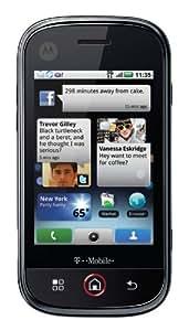 Motorola CLIQ MB200 T-Mobile Cell Phone Black