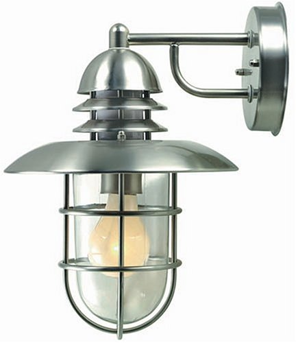 Stainless Steel Outdoor Wall Sconces 432 x 500
