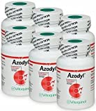 Azodyl 4PACK (360 Small Capsules) By Vetoquinol