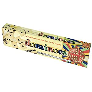 House of Marbles House Of Marbles Traditional Games Dominoes