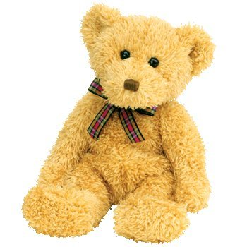 TY Beanie Baby - HUNTLEY the Bear