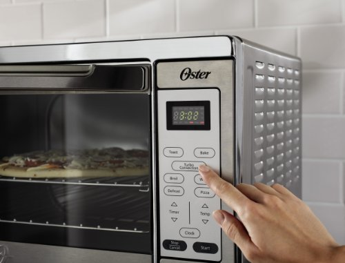 Oster Xl Countertop Oven Reviews : Reviewed: Oster TSSTTVXLDG Extra Large Digital Toaster Oven