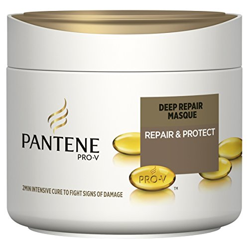 Pantene 2min Deep Repair Masque Repair & Protect for Dry Damaged Hair 300ml
