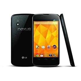 LG E960 Google Nexus 4 Unlocked GSM Phone 16GB Black