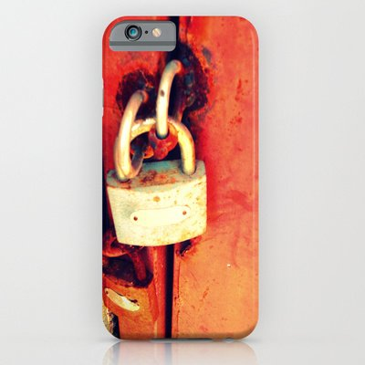 Society6 - Lock The Door Iphone 6 Case By Gzm_Guvenc