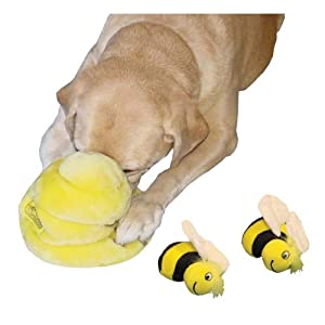 Hide A Bee Dog Toy