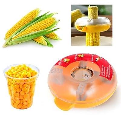 Detachable One-step Corn Kerneler Kitchen Tool