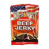 Wild West Slab Beef Jerky Original 25G