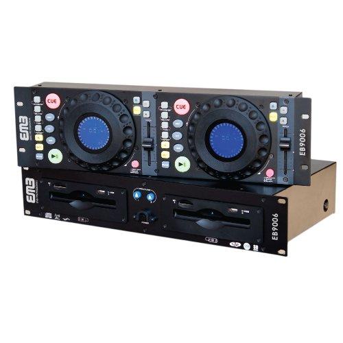 "Emb Professional 19"" Rack Mount Dj Usb/Mp3/Cd Mixer Eb9006"
