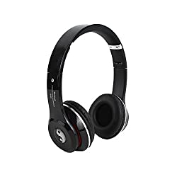 S460-BLACK Bluetooth Headphone With FM and Calling