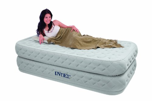 Intex Supreme Air-Flow Twin Airbed Kit