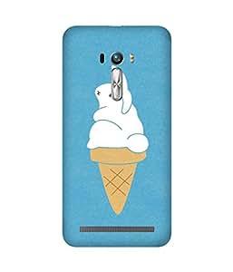 Bunny Ice Cream Asus Zenfone Selfie Case