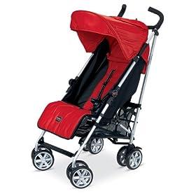 (超值)Britax B-Nimble Stroller 百代适 轻型 婴儿手推车 黑银  $143.8