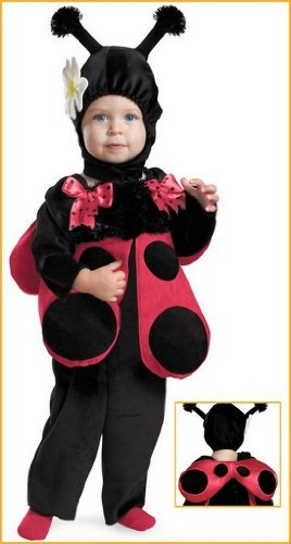 Ladybug Halloween Costumes for Babies