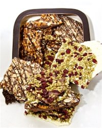 Signature Collection of Hand Made Chocolate Bark
