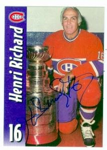 autograph-warehouse-52437-henri-richard-autographed-hockey-card-montreal-canadiens-molson-export-can