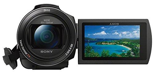 Sony-FDR-AX53-Videocamera-Handycam-4K-Ultra-HD-Sensore-CMOS-Exmor-R-da-720-mm-retroilluminato-Obiettivo-ZEISS-Vario-Sonnar-T-con-Zoom-Ottico-20x-Nero