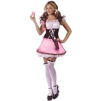 Amazon.com: Beer Garden Girl Costume - Medium/Large - Dress Size 10-14