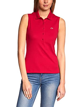 Lacoste Pf7206 00 Women 39 S Polo Shirt Clothing