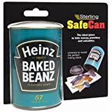 Sterling Heinz Baked Beans Safecan Retail
