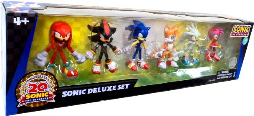Super Sonic Super Tails And Super Knuckles Pack Tails Knuckles Sonic