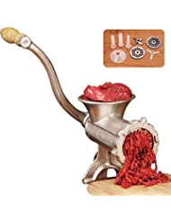 #10 Deluxe Meat Grinder by Weston