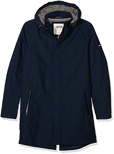 Hilfiger-Denim-Herren-Mantel-Thdm-Contemporary-Raincoat-57