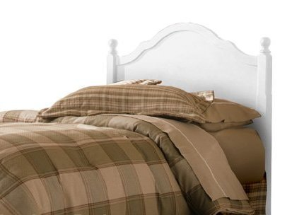 Fashion Bed Group Richmond Full/Queen Headboard In White Finish front-765054