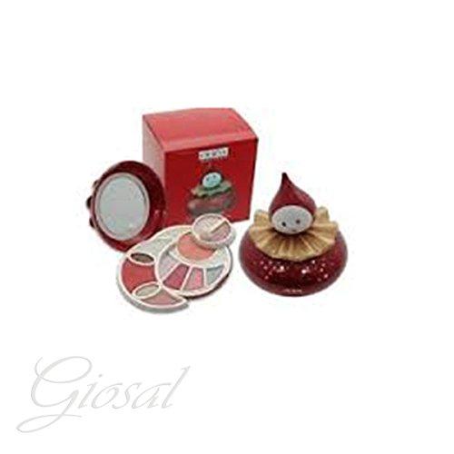 Trousse Pupa Pierrot Bordeaux 011 Trucco Fard Ombretti Gloss Cosmetica GIOSAL