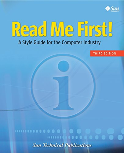 READ-ME-FIRST-A-STYLE-GUIDE-FOR-COMPUTER-INDUSTRY-THIRD-EDITION-By-Sun-NEW