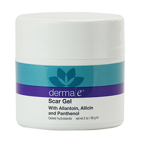 derma e Natural Bodycare Scar Gel-2 oz