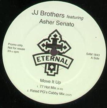 JJ BROTHERS - Asher Senato - 12 inch 45 rpm