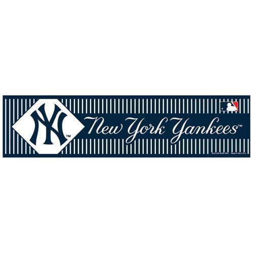 New York Yankees MLB Bumper Sticker