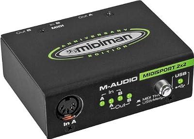 M-Audio MIDISport 2x2 Anniversary Edition by M-Audio