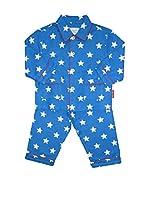 Toby Tiger Pijama Pjtbluest (Azul)