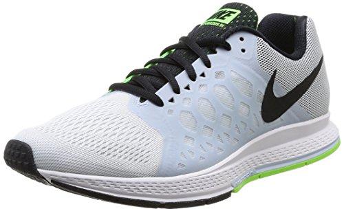 6d563f5b462a9 Nike Air Zoom Pegasus 31 Pure Platinum Black White Wolf Grey - Import It All