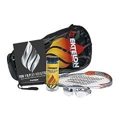 Buy Ektelon Power Pack+ Racquetball Kit by Prince