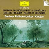 Smetana: The Moldau / Sibelius: Finlandia; Pelléas et Mélisande / Liszt: Les Préludes Liszt & Sibelius Smetana
