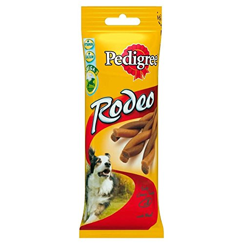 Pedigree Rodeo With Beef (8 Per Pack - 140G)