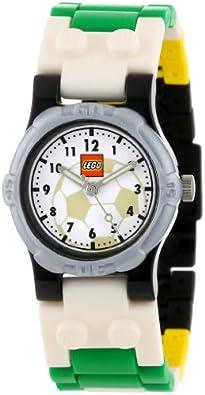 (童趣) 乐高 LEGO 儿童 积木 手表 Kids 4193356 Soccer Watch $16.63