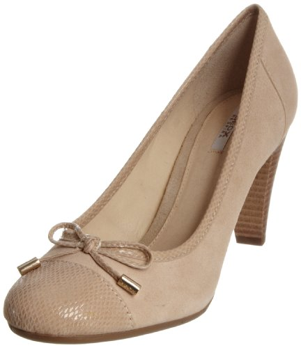 Geox Women's D New Marian Q Beige Decorative D11Q3Q021Bsc5000 6 UK