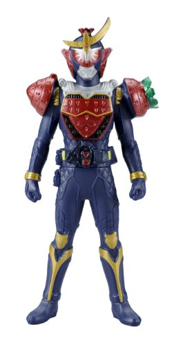 Masked Rider armor Takeshi (Foreign Affairs) Rider Hero Series 06 Kamen Rider armor Takeshi strawberry Arms (japan import)