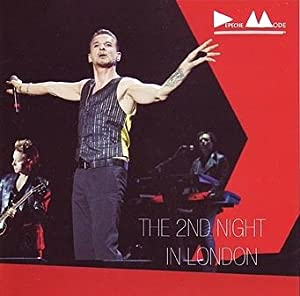 THE 2ND NIGHT IN LONDON Delta Machine Tour 2013 (LIVE 2CD SET)