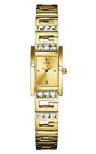 Guess Damen-Armbanduhr Analog Quarz Edelstahl W10269L1