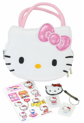 Hello Kitty Console Bag & Accessories Kit (Nintendo 3DS, DSi, DS Lite)
